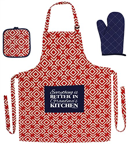Everything is Better in Grandma's Kitchen Gift Set