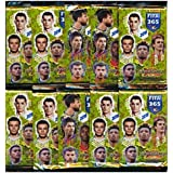 2018 Panini Adrenalyn XL FIFA 365 Lot of TEN(10) Factory Sealed Booster Packs with 60 Cards! Look for Stars including Ronaldo, Neymar, Messi & Many More! Brand New! Imported from Europe! Wowzzer!