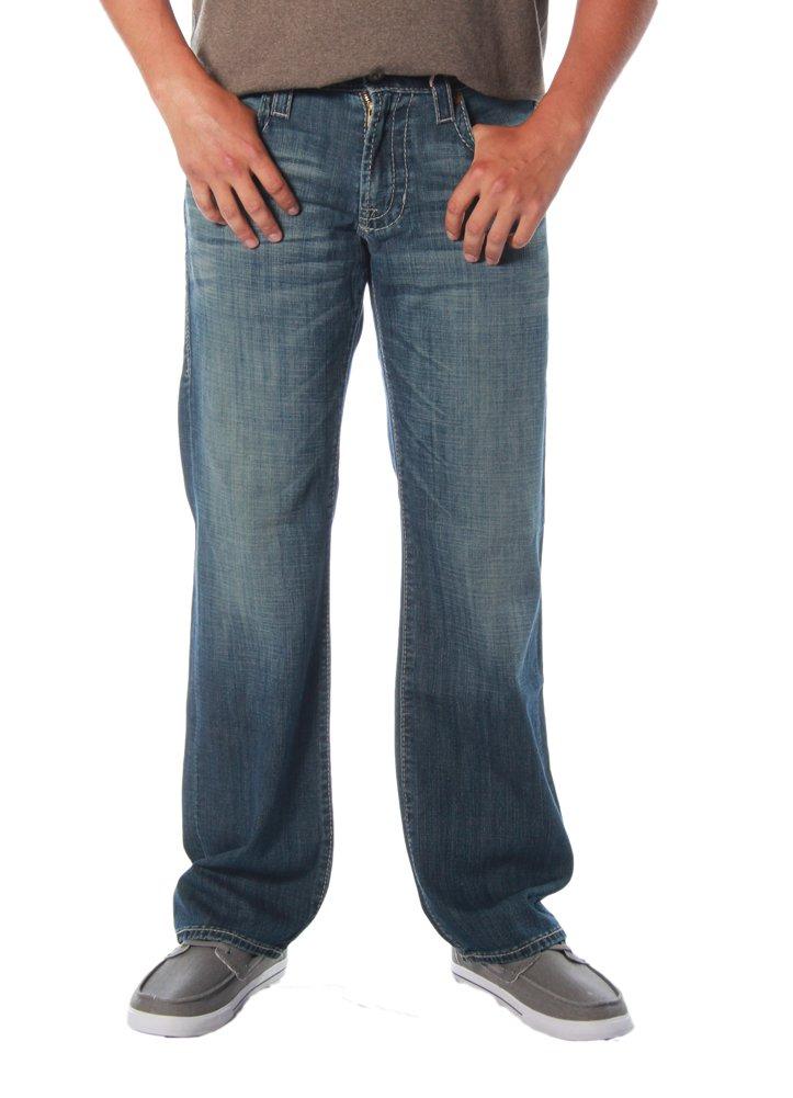 Big Star Men's Pioneer Regular Bootcut Jean, Stillman, 36