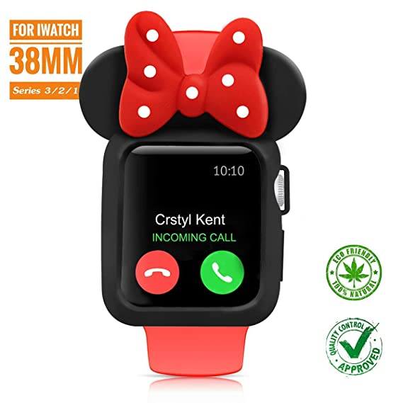 80a68f526a5 Amazon.com  SEANADO 38mm Apple Watch Case