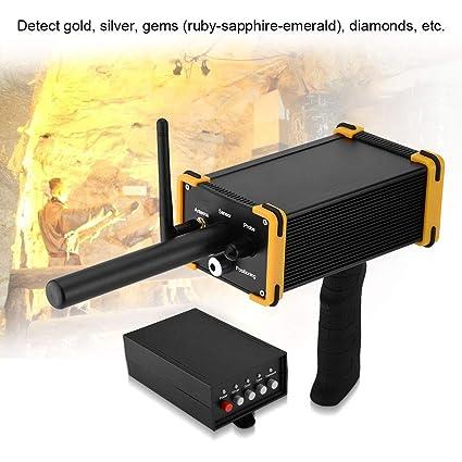 Amazon.com : Metal Detector Set, Long Range Underground ...