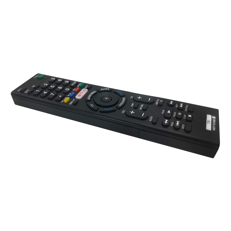Control remoto RMT-TX100U para Sony LED 4K UHD XBR y KDL