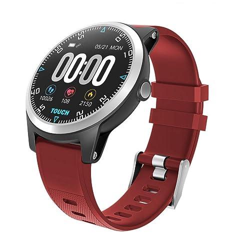 ZLOPV Pulsera Reloj Inteligente ECG PPG Monitor de frecuencia ...