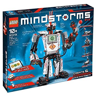LEGO 31313 Mindstorms Programmable EV3 Customizable Robot with Sensors from Lego