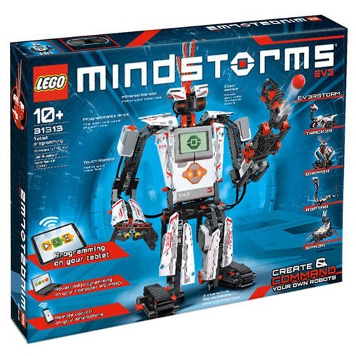 Lego Robot Mindstorm EV3 (31313) per 281,45€ [amazon.co.uk]