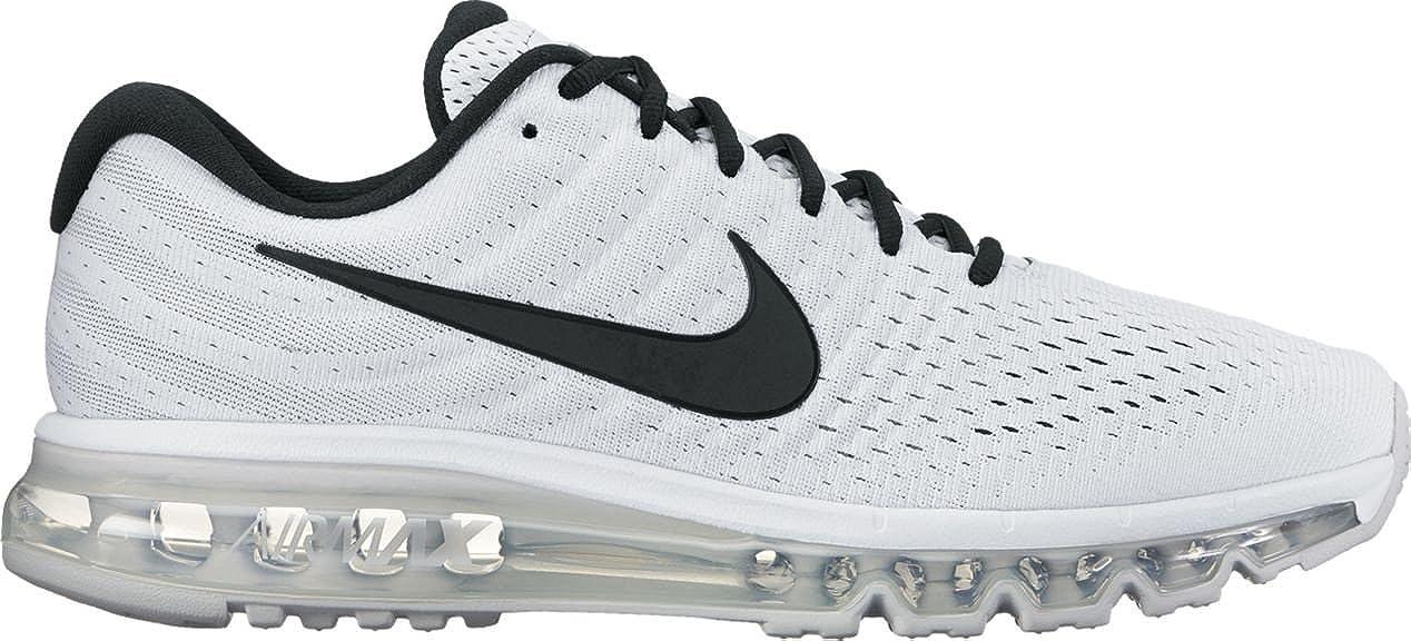 new concept 55c7f 5387b Nike 849560-100, Chaussures de Sport Femme, Blanc (White/Black/Pure  Platinum), 44.5 EU: Amazon.fr: Chaussures et Sacs