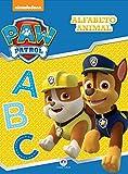 capa de Patrulha Canina: Alfabeto Animal
