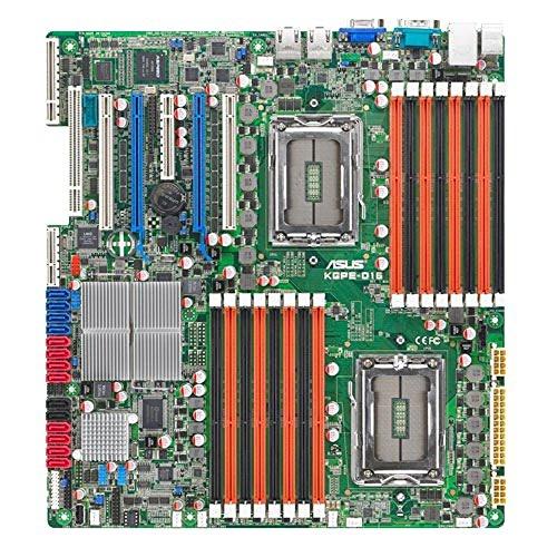 ASUS KGPE-D16 SSI EEB 3.61 Dual Socket G34 AMD SR5690/SP5100 Series DDR3 1600/1333/1066/800 Server (Opteron Dual Motherboard)