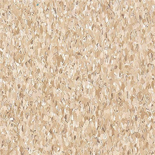 Armstrong World Industries 51830 Armstrong Excelon Floor Tile, Cottage Tan, 12X12'', 45 Tiles Per Case