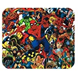 LeonardCustom- Personalized Rectangle Non-Slip Rubber Mousepad Gaming Mouse Pad / Mat- Marvel Superhero
