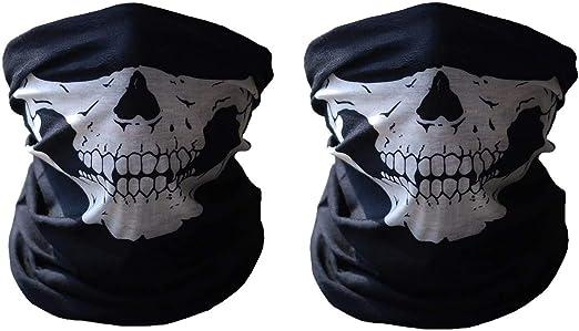 masque tête de mort 2