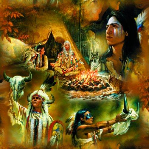 SunsOut Native American Dreams 1000 pc Jigsaw Puzzle ()
