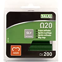 Salki 0111420 nietjes, groen, L, 200 stuks