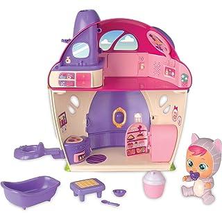 Cry Babies Magic Tears Katie's House Playset
