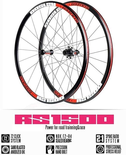 LIMQ MTB 700c Rueda De Bicicleta De Carretera Llantas De Doble ...