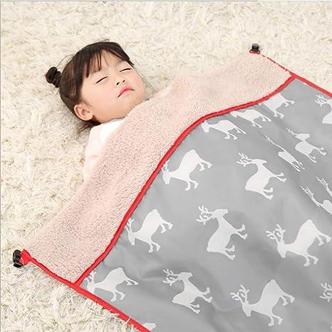 GBLANK Bebé a Prueba de Viento Manta algodón orgánico Transpirable Tela niño Manta: Amazon.es: Deportes y aire libre