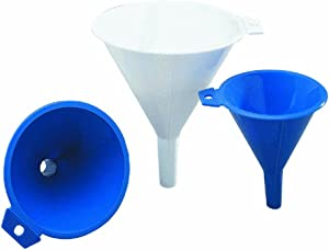 Arrow Plastic 00123 16 Oz Funnel