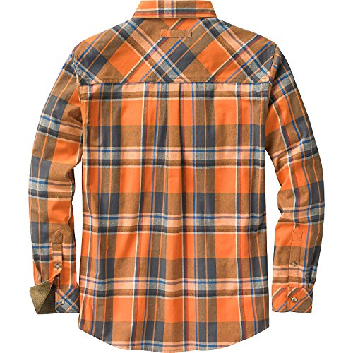 Legendary Whitetails Buck Camp Flannels Canyon Plaid Small