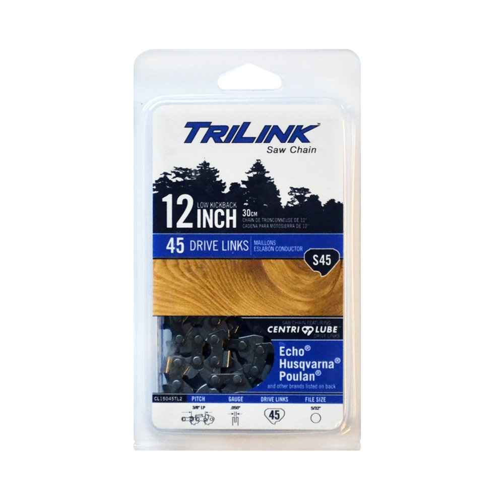 Trilink Saw Chain CL15045TL CP 5 S45 CL 12 Chain
