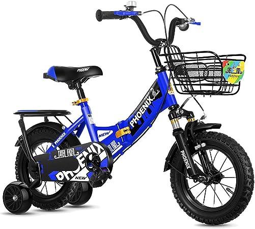 Axdwfd Infantiles Bicicletas Niño For Bicicleta De Niños 2-13 ...