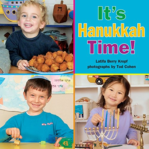 It's Hanukkah Time! ()