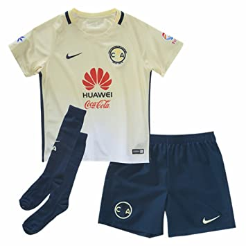 timeless design 0a415 21f4d NIKE America 16/17 Home MiniKit LemChf/ArmRnv Jersey