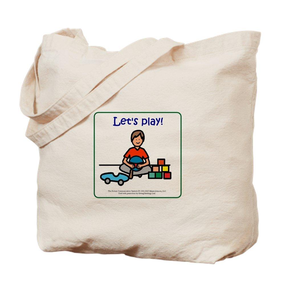 CafePress – 再生 – ナチュラルキャンバストートバッグ、布ショッピングバッグ M ベージュ 01807329166893C B073QTH81S MM