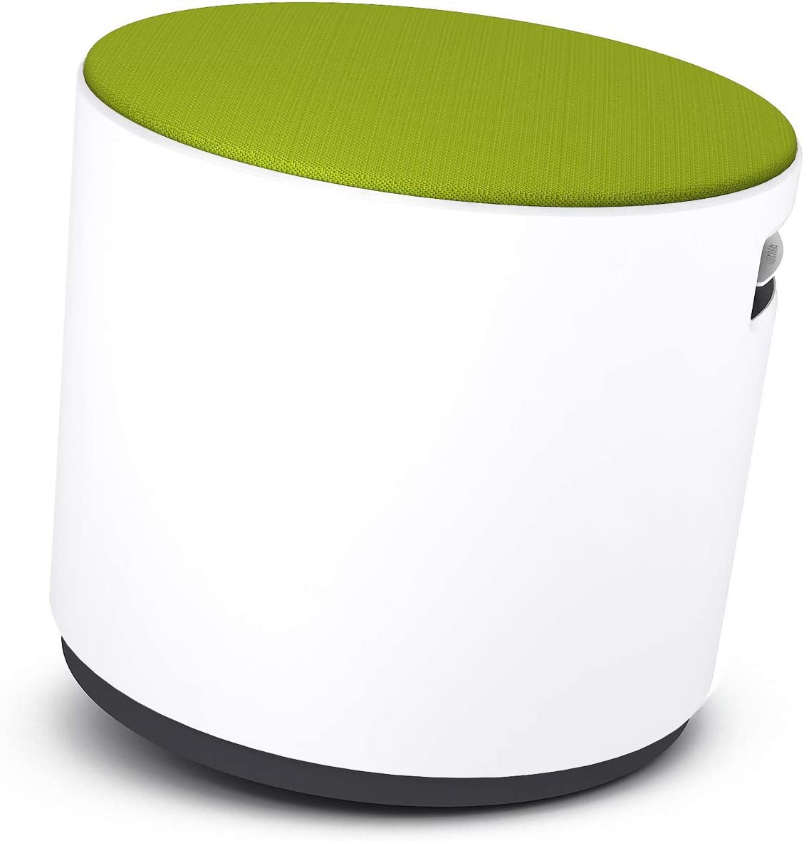 Steelcase Turnstone Buoy, Wasabi Fabric, White