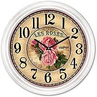 Cadran Luxury Dekoratif Camlı Duvar Saati