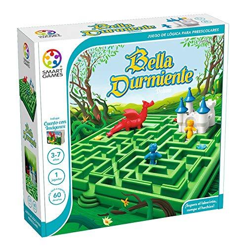 Smart Games - Bella Durmiente, Color Verde (SmatGames SG025ES)