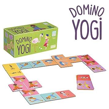 LUDILO- Domino Yogi ninos Cartas, juguemos a Hacer Familia ...