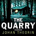 The Quarry Audiobook by Johan Theorin Narrated by Nigel Anthony