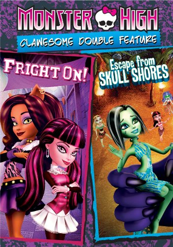 Monster High: Clawesome Double Feature (Ghouls Rule Dvd)