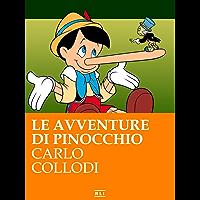 C. Collodi. Le avventure di Pinocchio (Illustrato) (RLI CLASSICI) (Italian Edition)