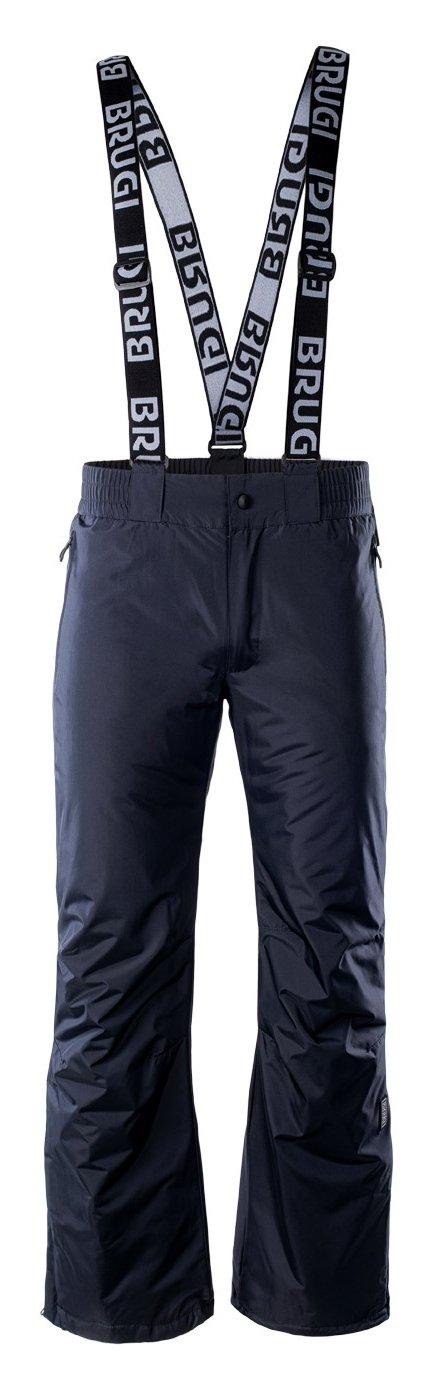 Brugi Skihose Herren 4ANG   Winter Trägerhose Wasserdichte Snowboardhose für Piste Ski   Winterhose mit Kantenschutz