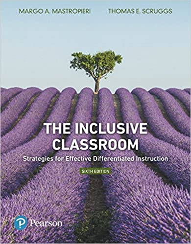 Inclusive Education Is Plus For >> The Inclusive Classroom Strategies For Effective Differentiated