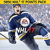 NHL 17: 5850 NHL Points Pack - PS4 [Digital Code]