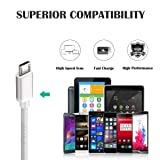 2Pack 6ft Micro USB Android Charger Cable Fast