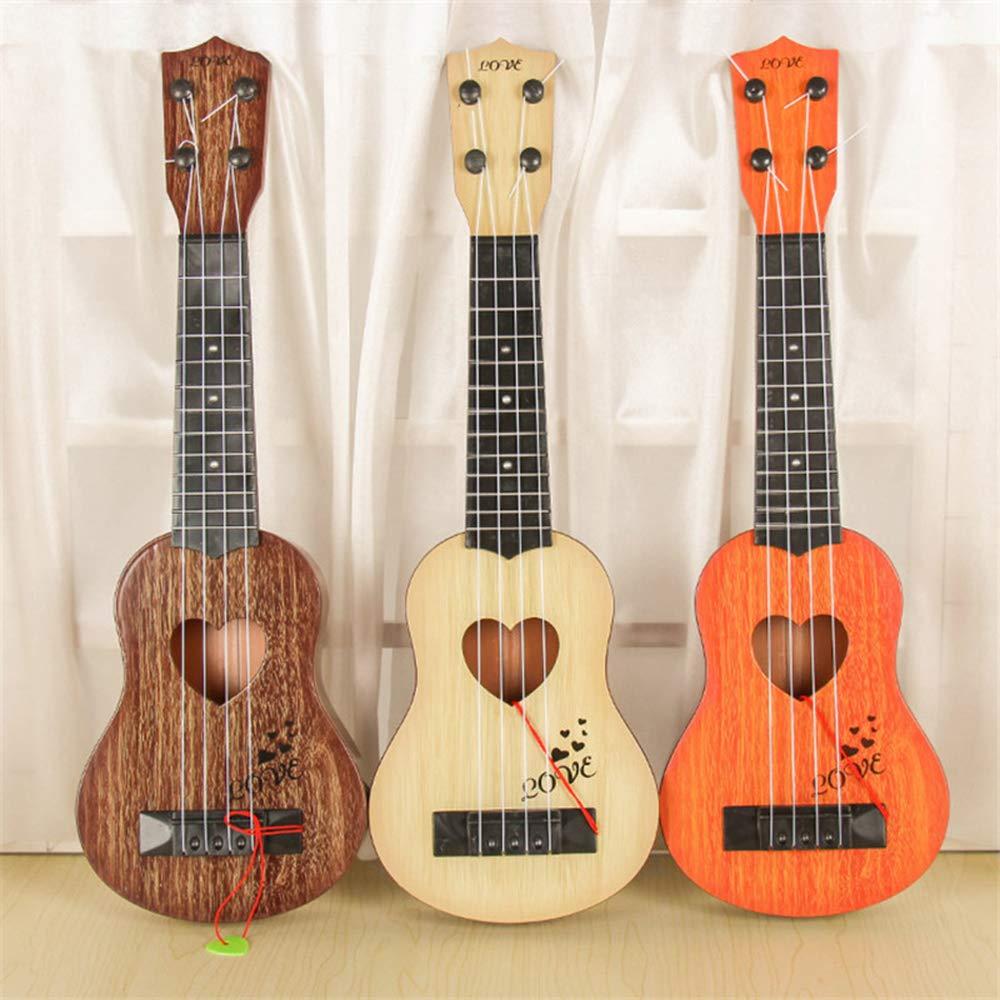 Turbobm Ukelele para niños, Guitarra de Juguete para niños ...