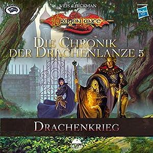 Drachenkrieg (Die Chronik der Drachenlanze 5) Hörbuch