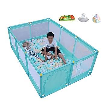 b42cabdc6a4d3 Parc pour Bébé avec Balles Et Matelas Parc Portatif Pliable Jouez sur Le  Parc Go Go
