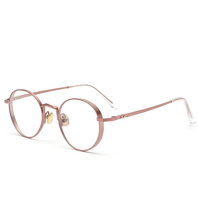 Amazon.com: s22115 borde ancho marco para anteojos macho oro ...