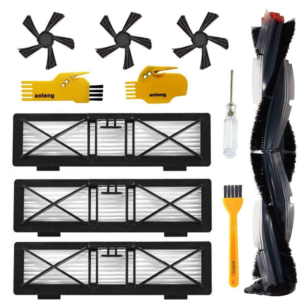 Brushes Set For Neato Botvac D Series D3 D5 D75 D80 D85 Vacuum Cleaner Parts