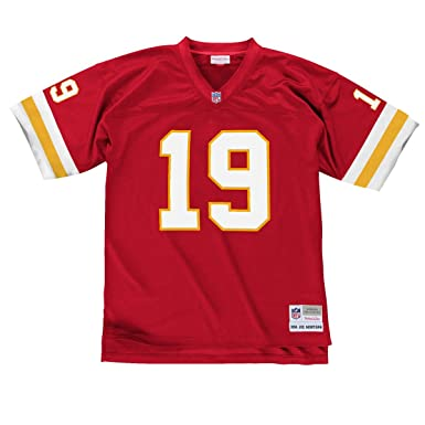 the best attitude 55ff3 bc3b5 Kansas City Chiefs Mitchell & Ness 1994 Joe Montana #19 Replica Throwback  Jersey