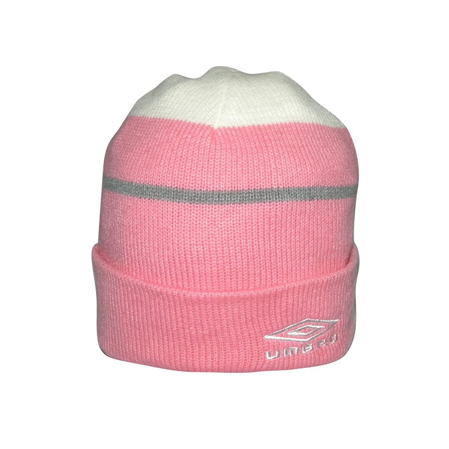 Adult Umbro Warm Ski & Skate Roll Up Beanie / Winter Hut