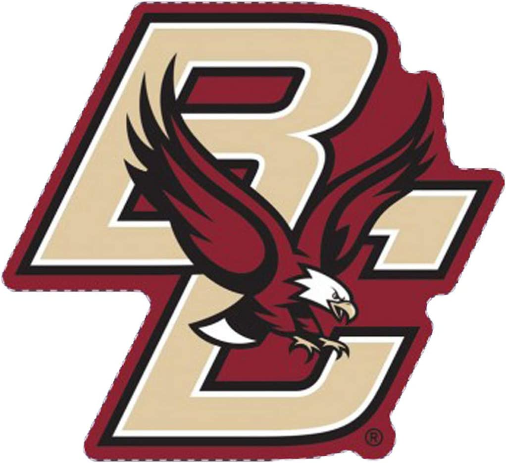 Die Cut 4.2x3.8 inches WinCraft Boston College Eagles Magnet