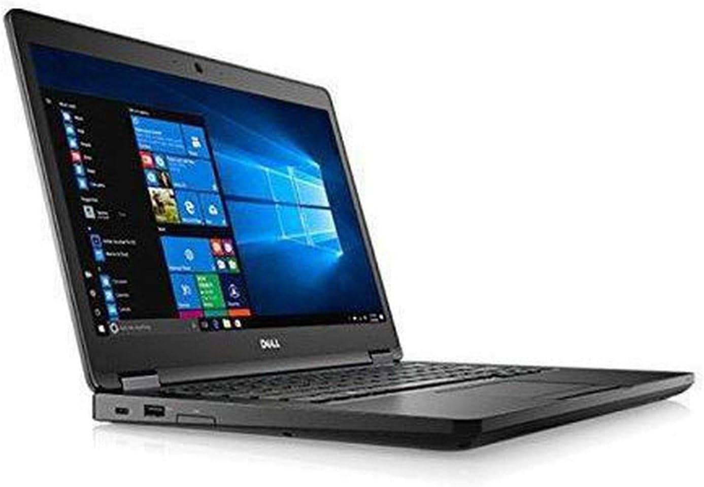 Dell Latitude 5480 Laptop 14 - Intel Core i5 7th Gen - i5-7440HQ - Dual Core 3.8Ghz - 256GB SSD - 8GB RAM - 1920x1080 FHD - Windows 10 Pro