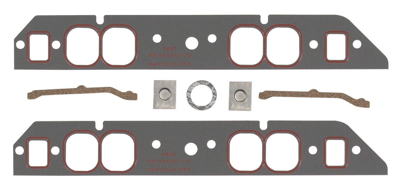 Mr. Gasket 5827 Ultra-Seal Oval Port Intake Gasket