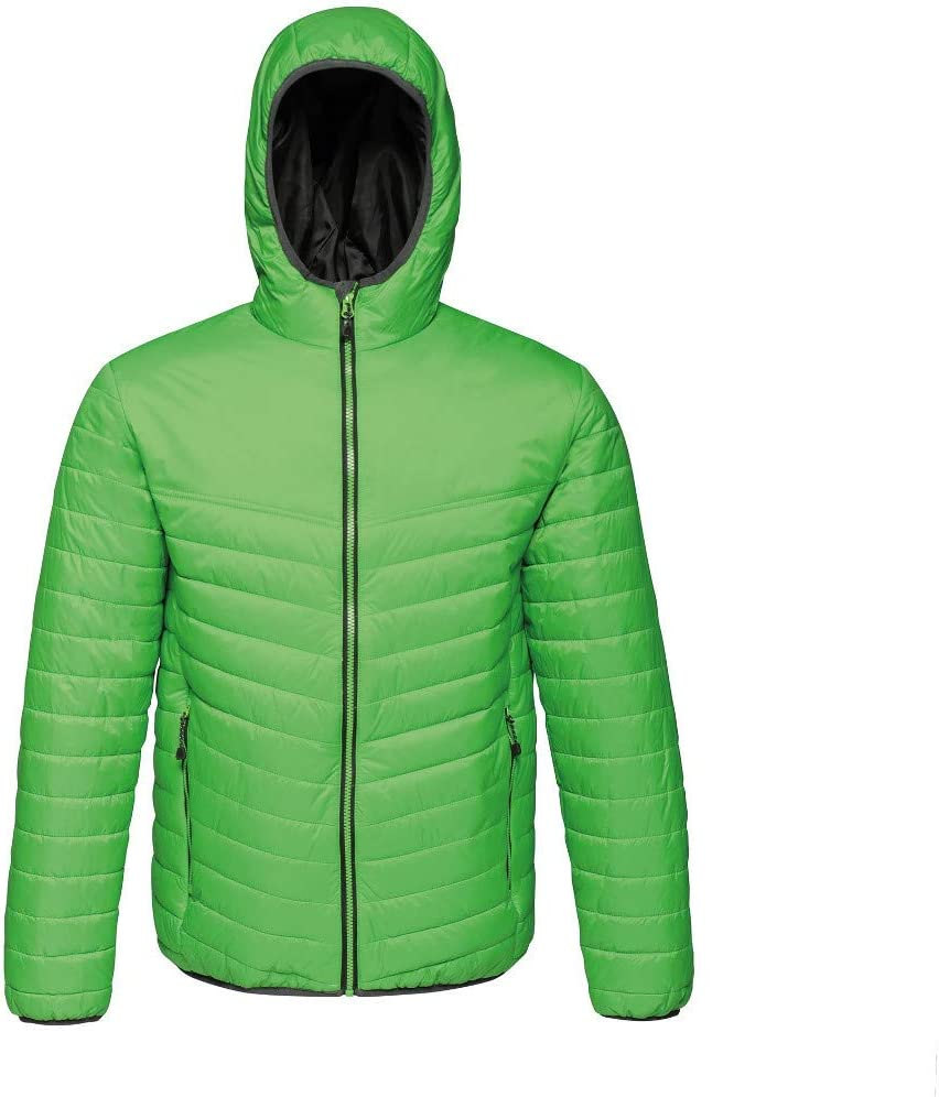 Regatta Professional Acadia II Water Repellent Warmloft Down-Touch Compressible Hooded Jacket Blouson Homme
