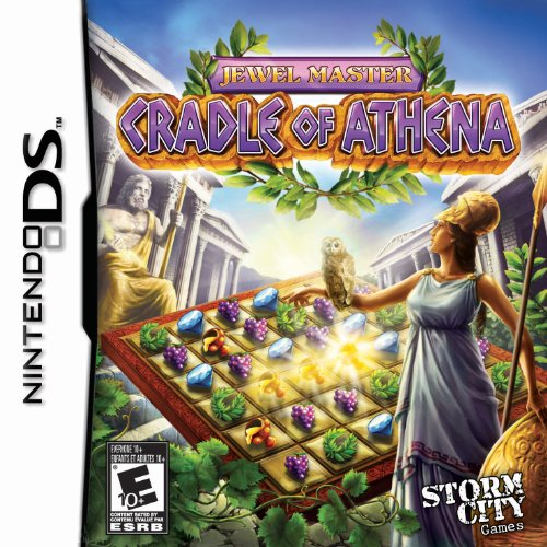 Estate Jewels - Jewel Master: Cradle of Athena - Nintendo DS